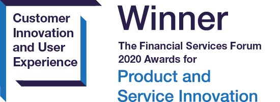 Customer Interaction and User Experience - Product and Service Innovation 2020 Winner